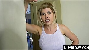 StepMom says Mom should fuck her sons