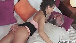 Samberry Erotic Light Blindfolded Fun And Sluty Third Grandfather Submits