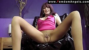 Revealed mature femdoms pissing in midair on cam