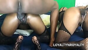 very tanned stepsister seduction with big cocks