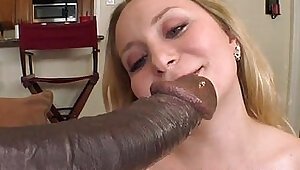 Aiden Starr gets pussy pounded by big black huge cock